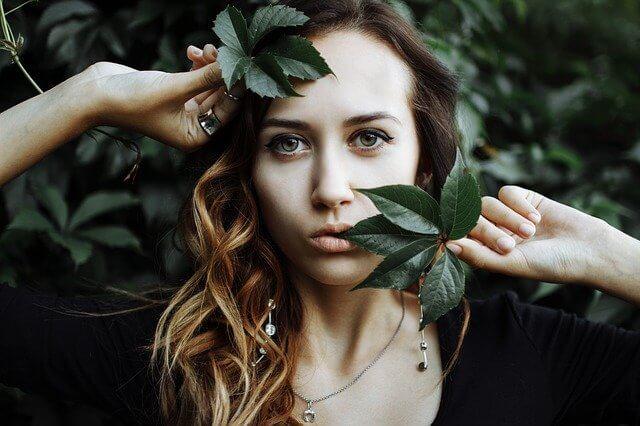 Kaunis nainen